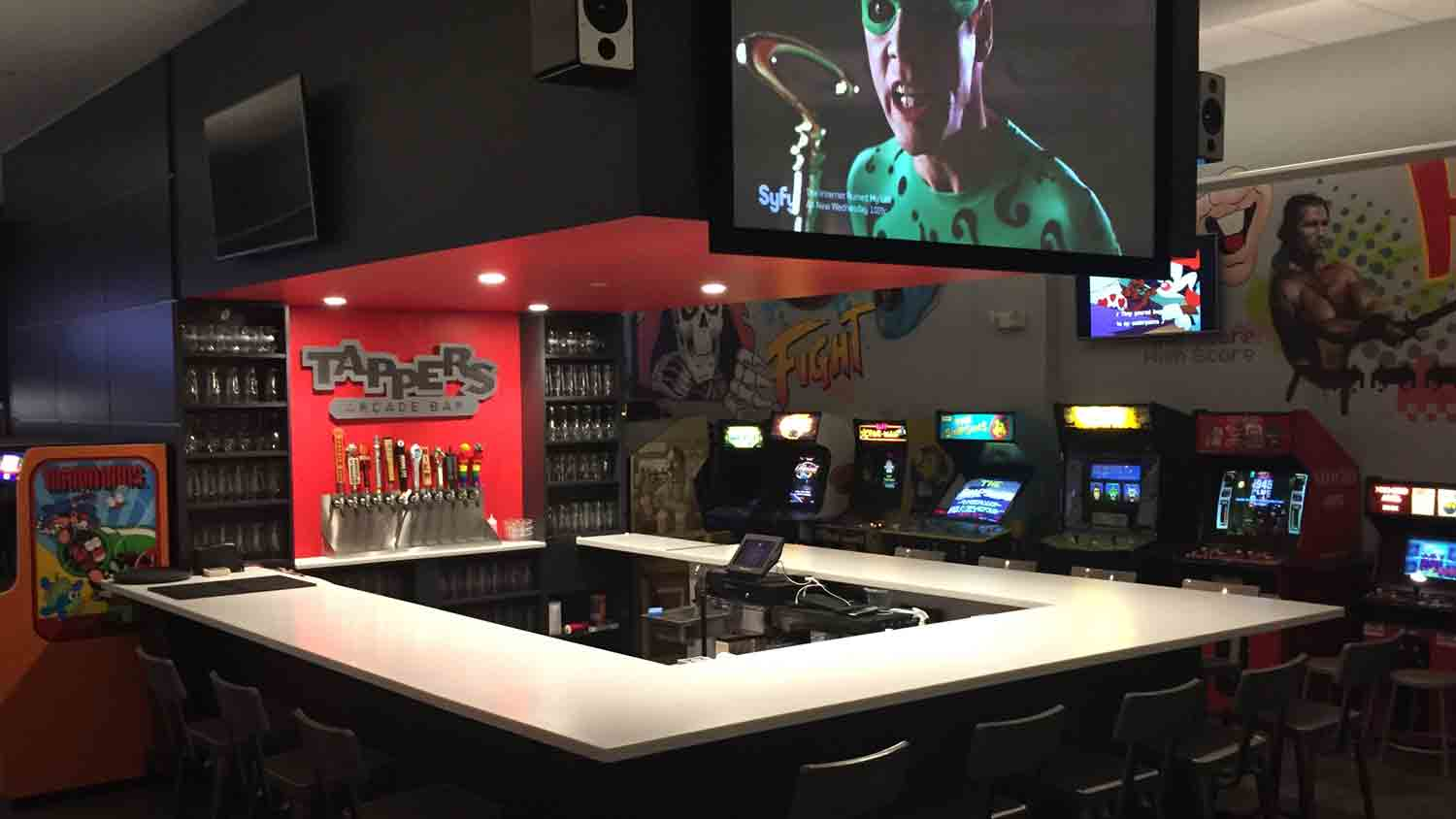 Tappers Arcade Bar 15