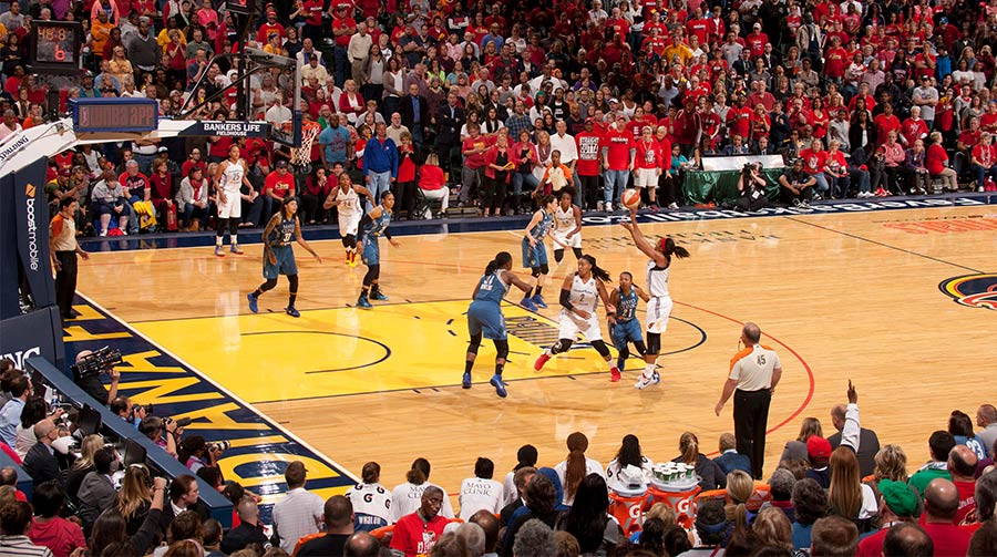 Bankers Life Fieldhouse 11