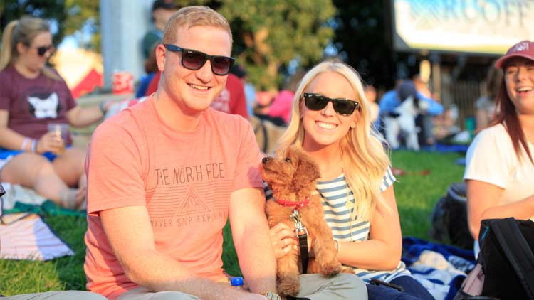 Bark in the Park with the Indianapolis Indians 3