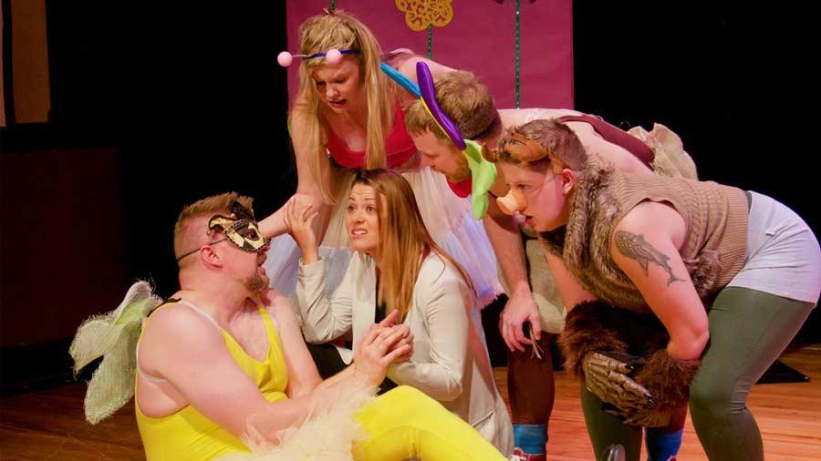 IndyFringe Theatre Festival 15