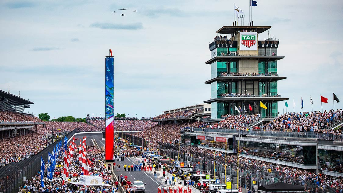 104th Running of the Indianapolis 500