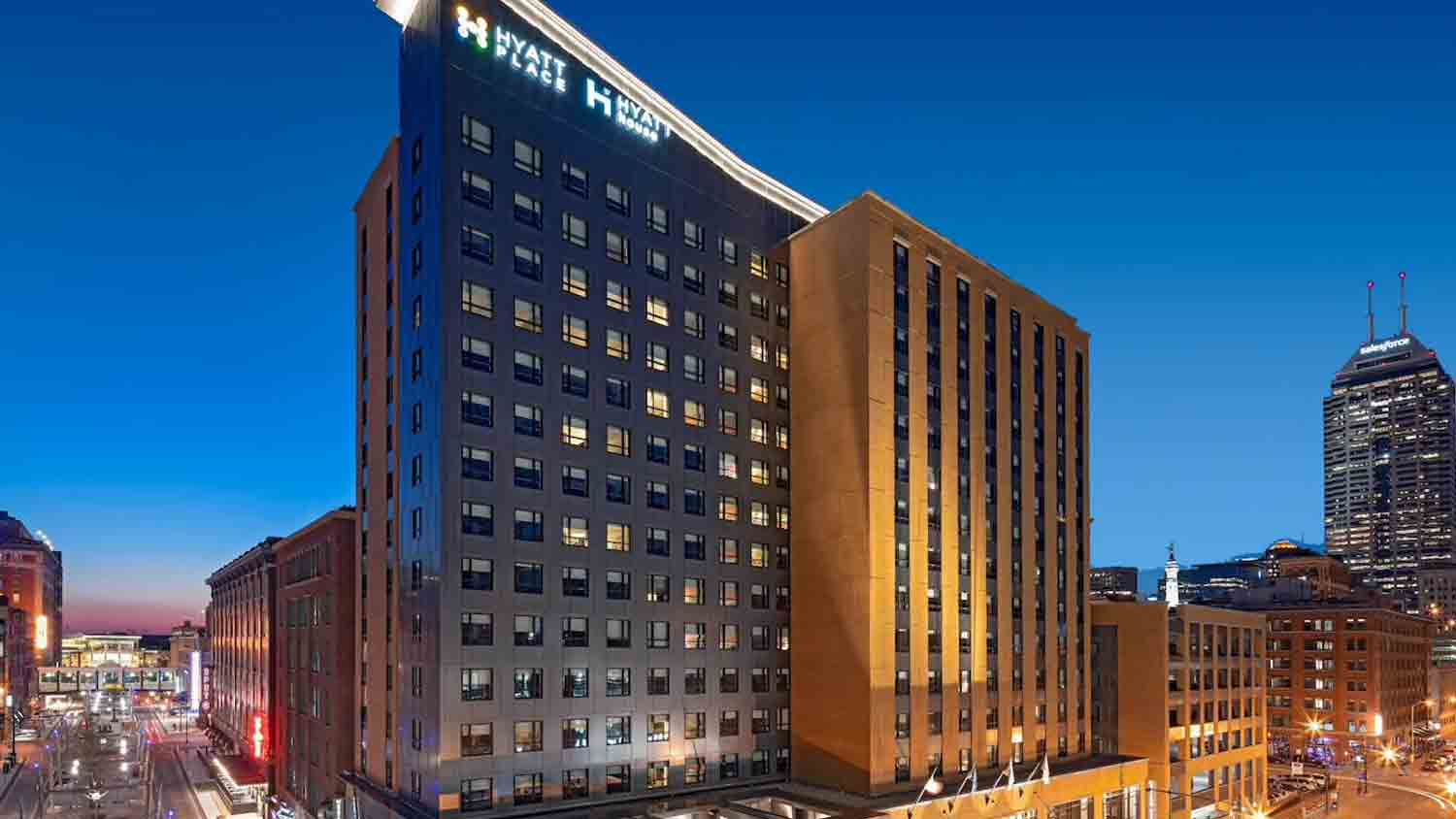 Hyatt Place Indianapolis Downtown 11