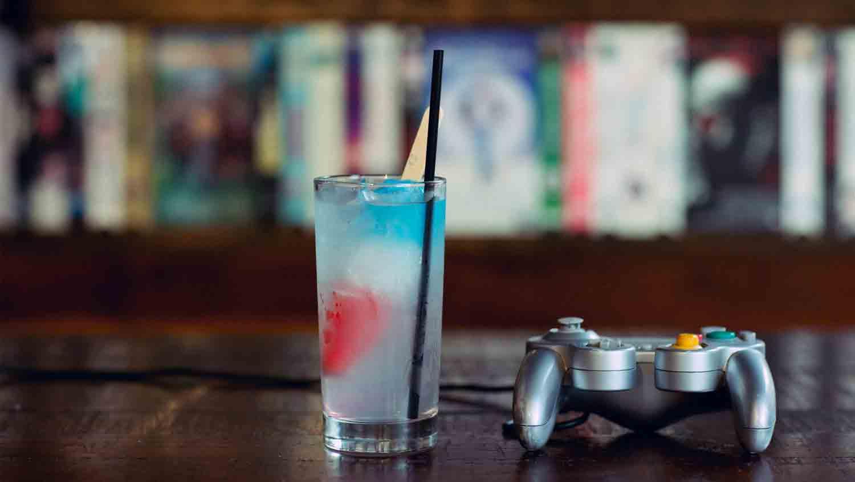 16-Bit Bar + Arcade 1