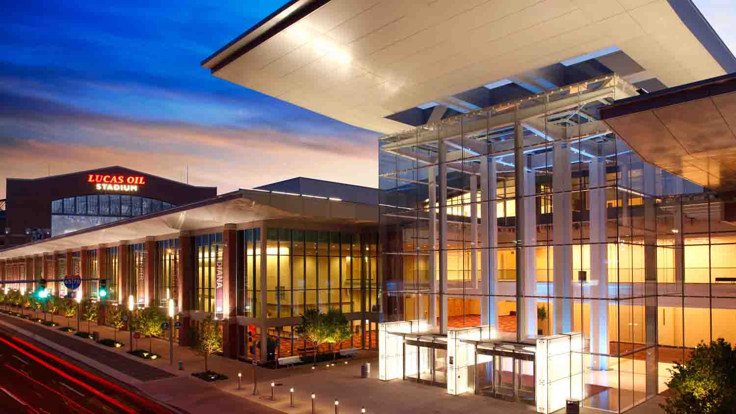 Indiana Convention Center 1
