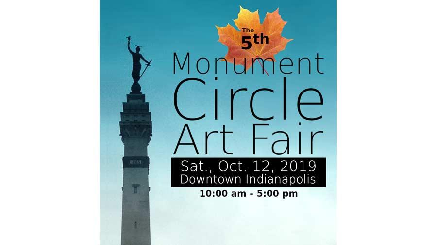 Monument Circle Art Fair 10