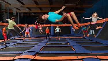Sky Zone Indoor Trampoline Park - Fishers