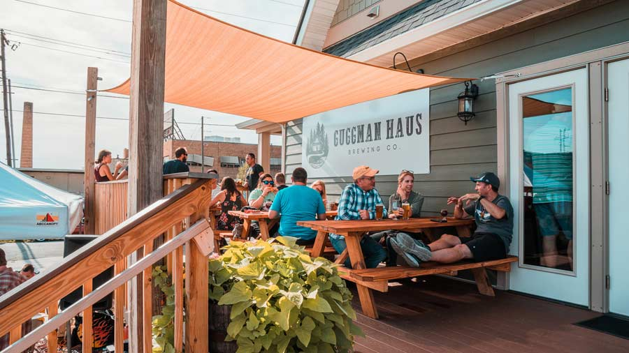 Guggman Haus Brewing Co. 5