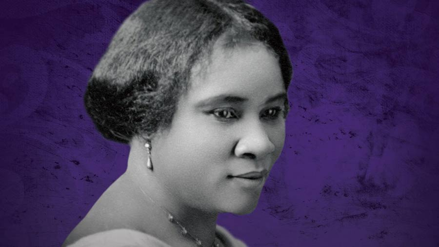 You Are There 1915: Madam C.J. Walker, Empowering Women