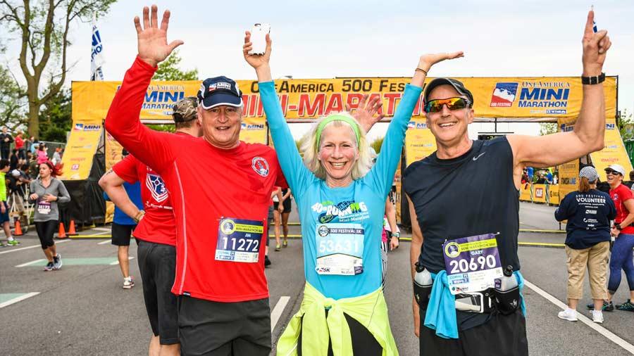500 Festival Mini-Marathon 9