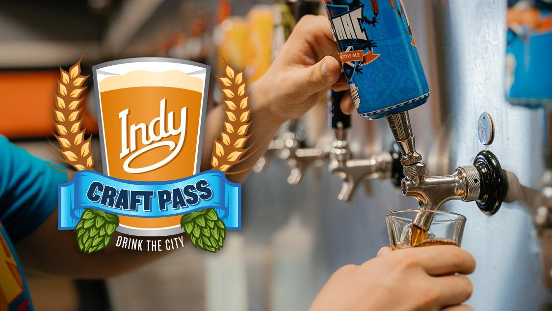 Indy Craft Pass