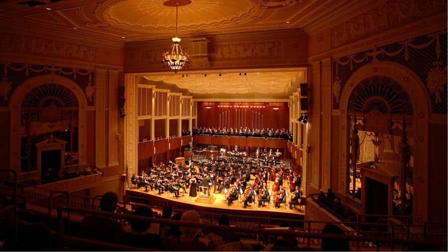 The Indianapolis Symphony Orchestra Celebrates 250th Birthday of Beethoven