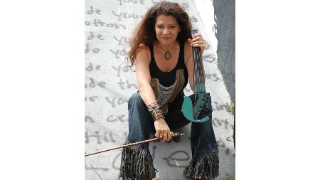 Luminaries - Electric Violins, Jazz, and Community with Cathy Morris