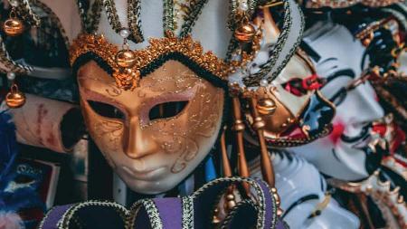 Gala Belle Canteaux - Mardi Gras