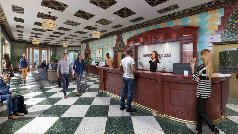 Bottleworks Hotel 6