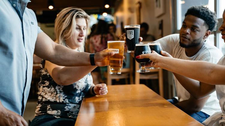Hoosier Breweries Shine at Great American Beer Festival