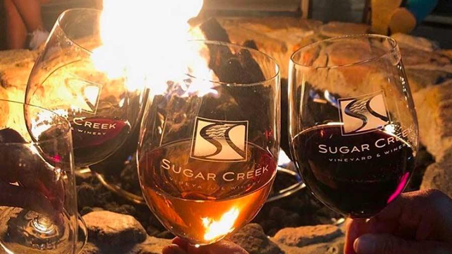 Sugar Creek Vineyard & Winery