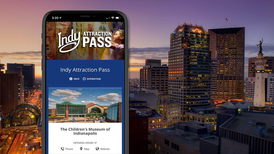 Indy Attraction Pass