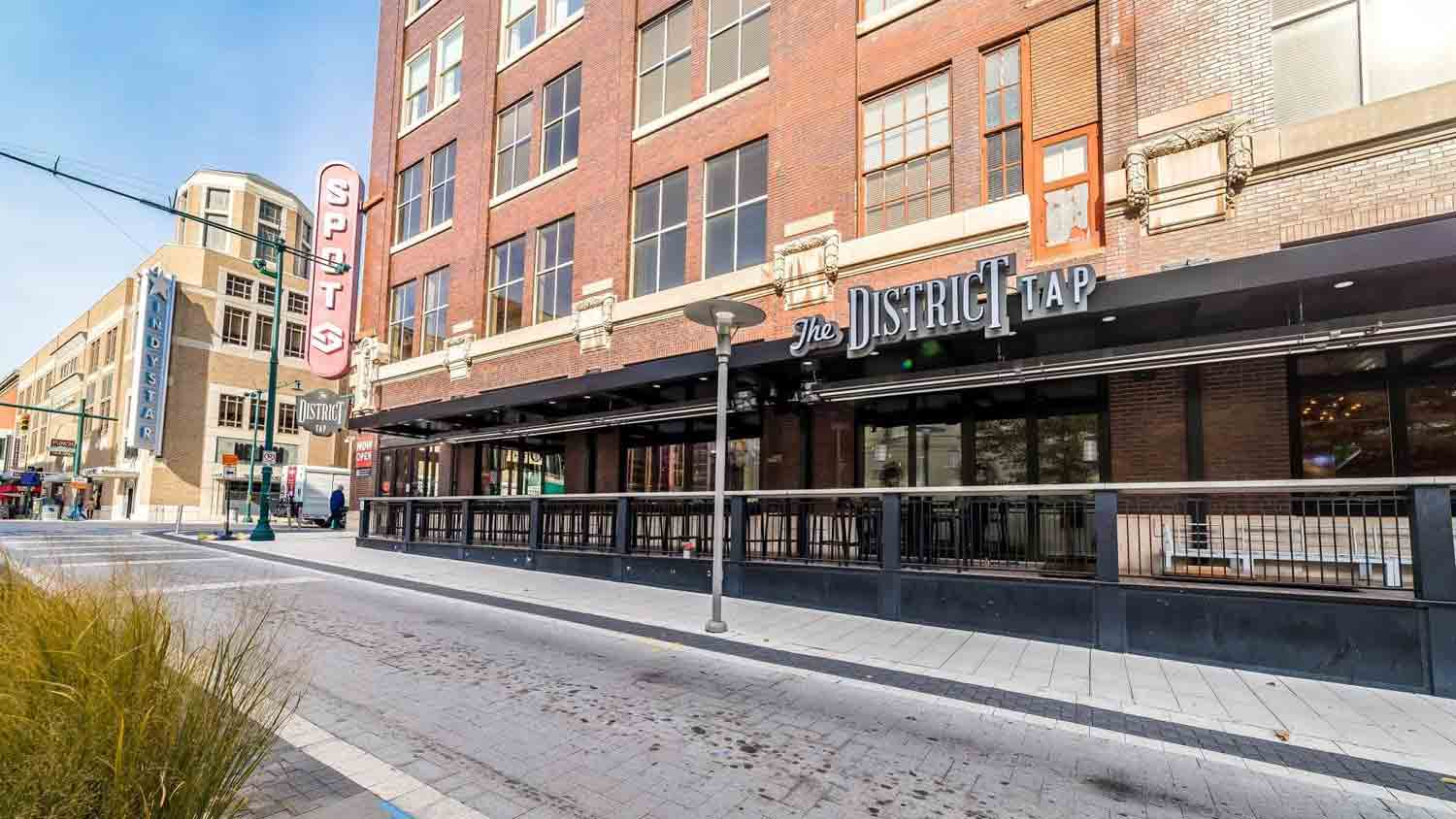 The District Tap - Downtown 1