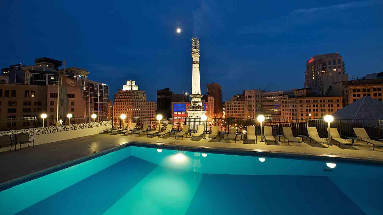 Sheraton Indianapolis City Centre Hotel 8
