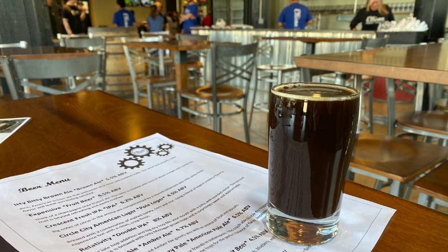 Ellison Brewery and Spirits 1