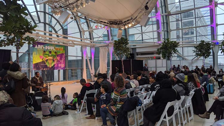 Art & Soul 2020 Celebrates Black Culture