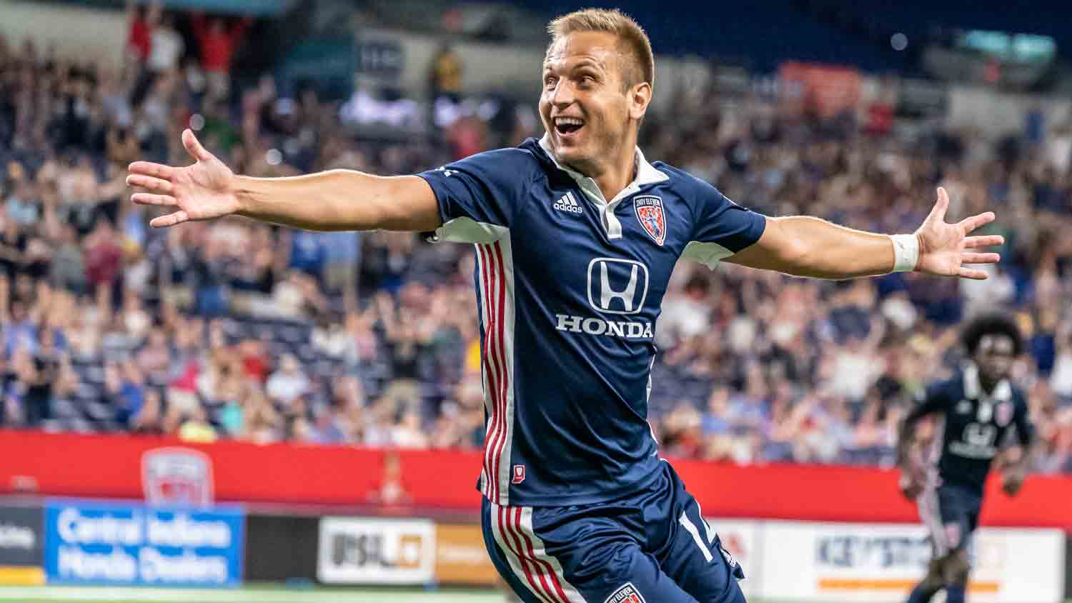 Indy Eleven 8