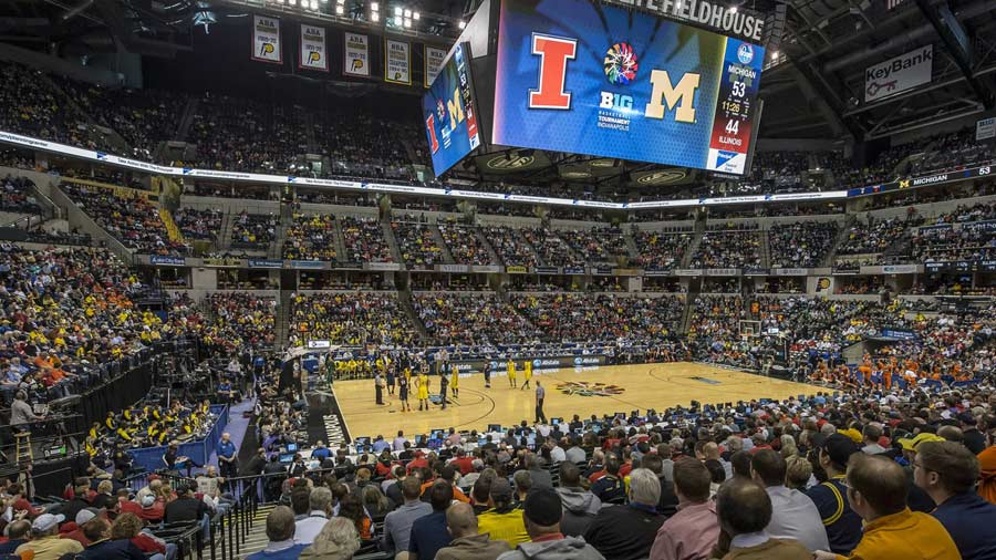 Big Ten Men's Basketball Tournament 8