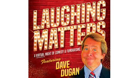 Streaming Live - Laughing Matters - A Cancer Support Community Event