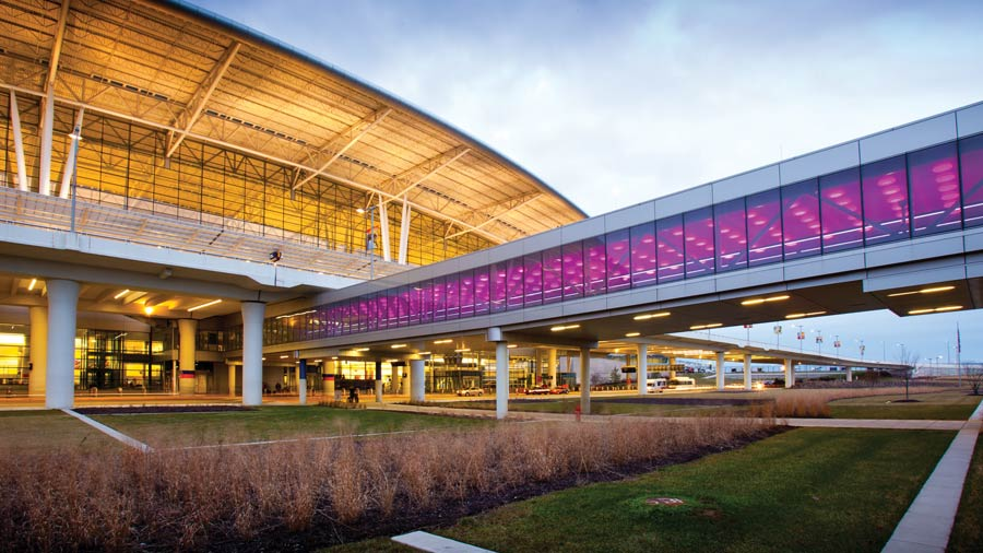 Indianapolis International Airport 9