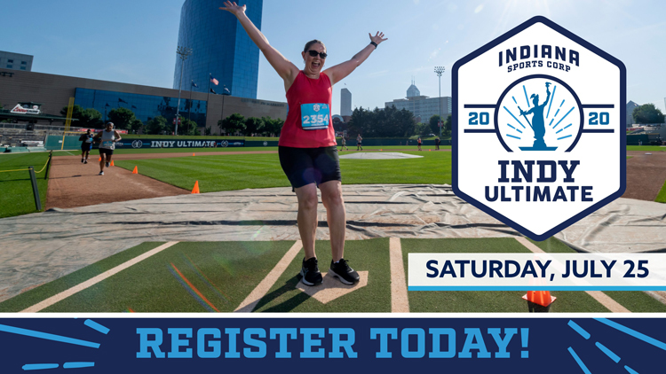 Register Today for the Indiana Sports Corp Indy Ultimate