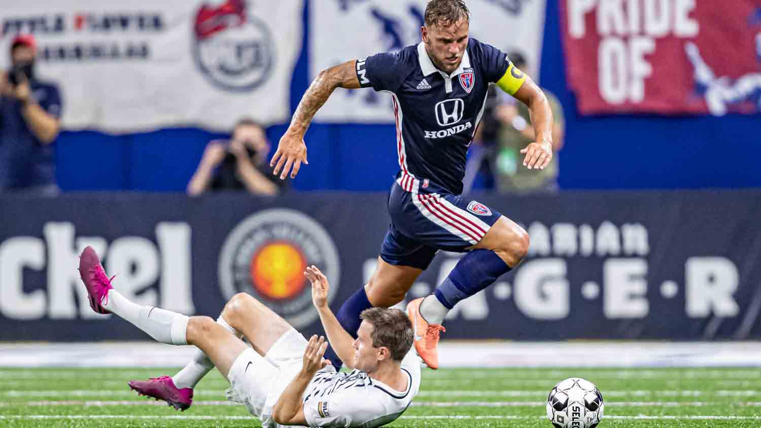 Indy Eleven 19