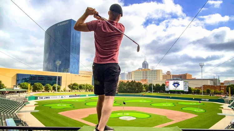 Hit The Links at Victory Field
