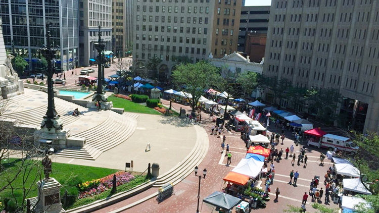 Support Local Artists at Arts Market on the Circle