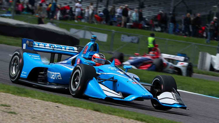 Get Ready for Autumn Racing at the Indianapolis Motor Speedway