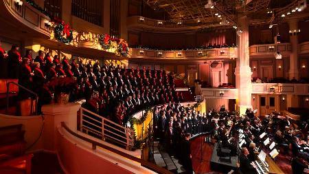 Indianapolis Symphonic Choir Festival of Carols