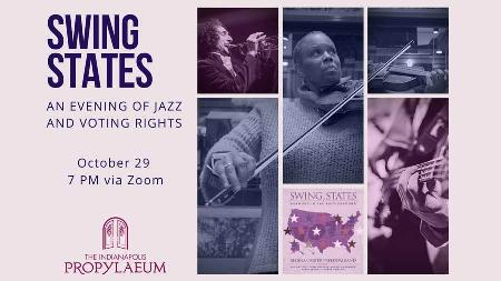 Swing States - An Evening of Jazz and Voting Rights