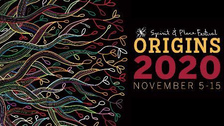Spirit & Place Festival - Origins 2020
