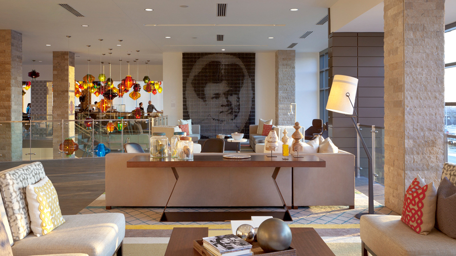 Take a Winter Staycation at The Alexander