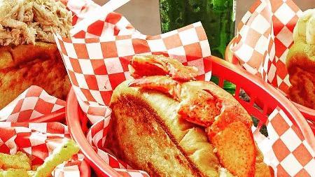 J's Lobster & Fish Market at The Garage at Bottleworks