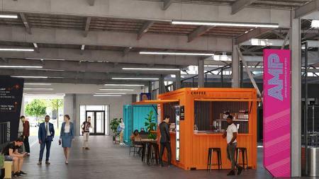 The AMP - Artisan Marketplace @ 16 Tech