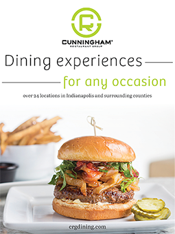 Cunningham Restaurant Group - Web Ad - Tower - Dining Exp 010421