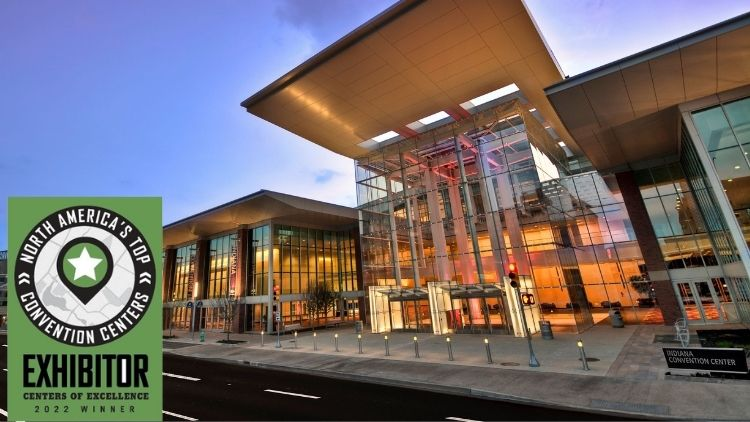 Indiana Convention Center Named Best in North America