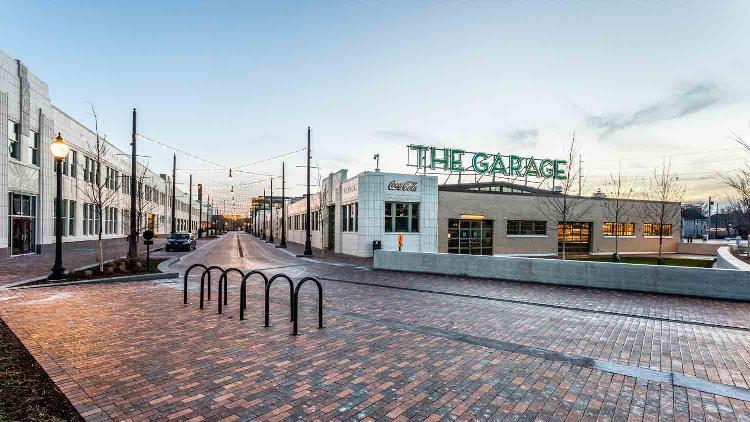The Garage at Bottleworks