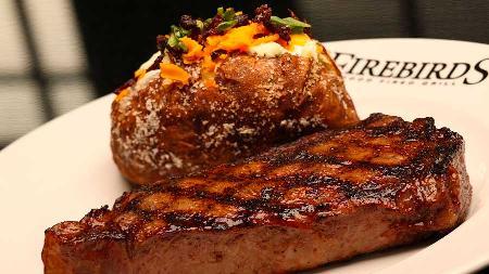 Firebird's Wood Fired Grill