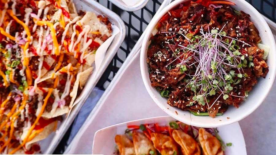 Korave Korean BBQ