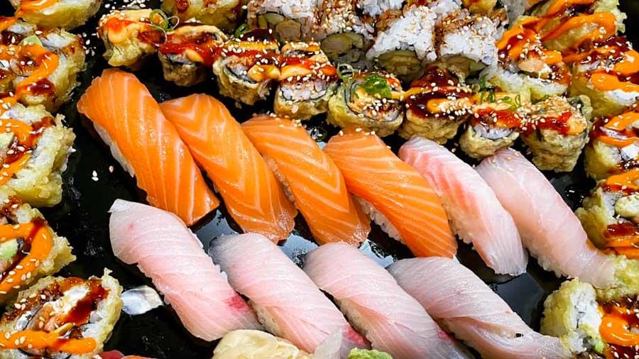 Genki Sushi & Kitchen