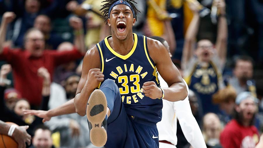 Indiana Pacers 44