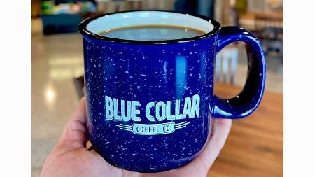 Blue Collar Coffee Co. at Bottleworks