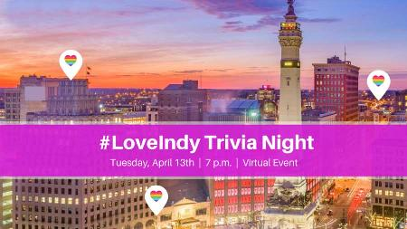 Indy Pride #LoveIndy Trivia Night