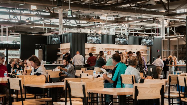 Indy's Food Halls